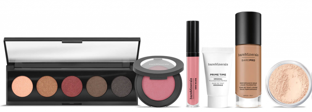 Click here to buy Bare Minerals Fabulously Flawless Collection.