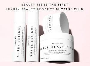 Beauty Pie Vegan List